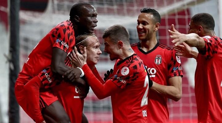 Beşiktaş, Ziraat Türkiye Kupası'nda finalde