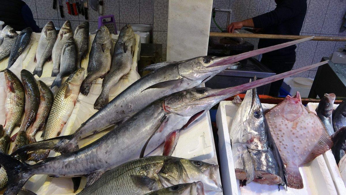 Karadeniz de av azalınca Trabzon a İzmir ve İstanbul'dan balık gitti #2