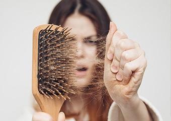 Baharda dökülen saçlara çözüm