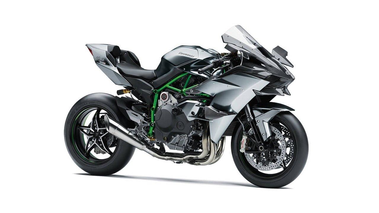 2021 Model Kawasaki Ninja H2 R