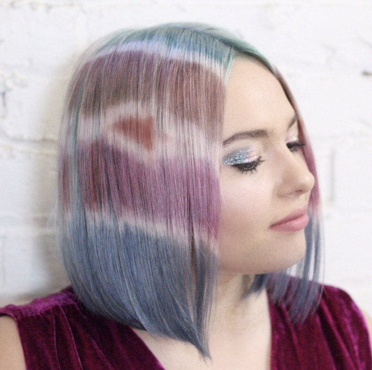 Yeni bir akım: Batik saçlar